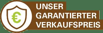 Beim Wohnungs- oder Hausverkauf mit Pell-Rich aus Karlsruhe profitieren Immobilienbesitzer von der Verkaufspreisgarantie.
