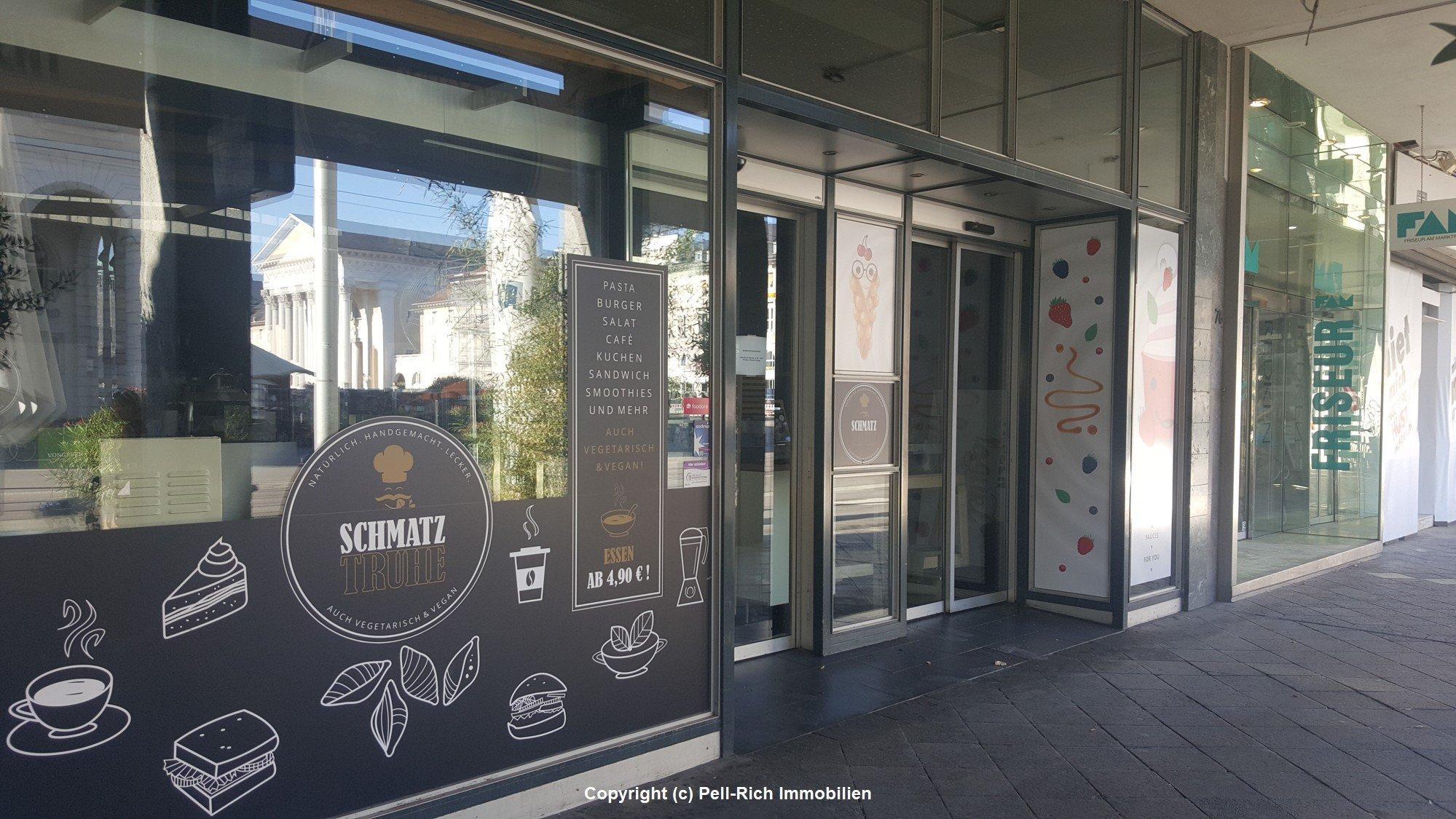 BESTLAGE: GASTRO-/Ladenlokal in Karlsruher 1-A Lage zum TOP-Mietpreis sichern!