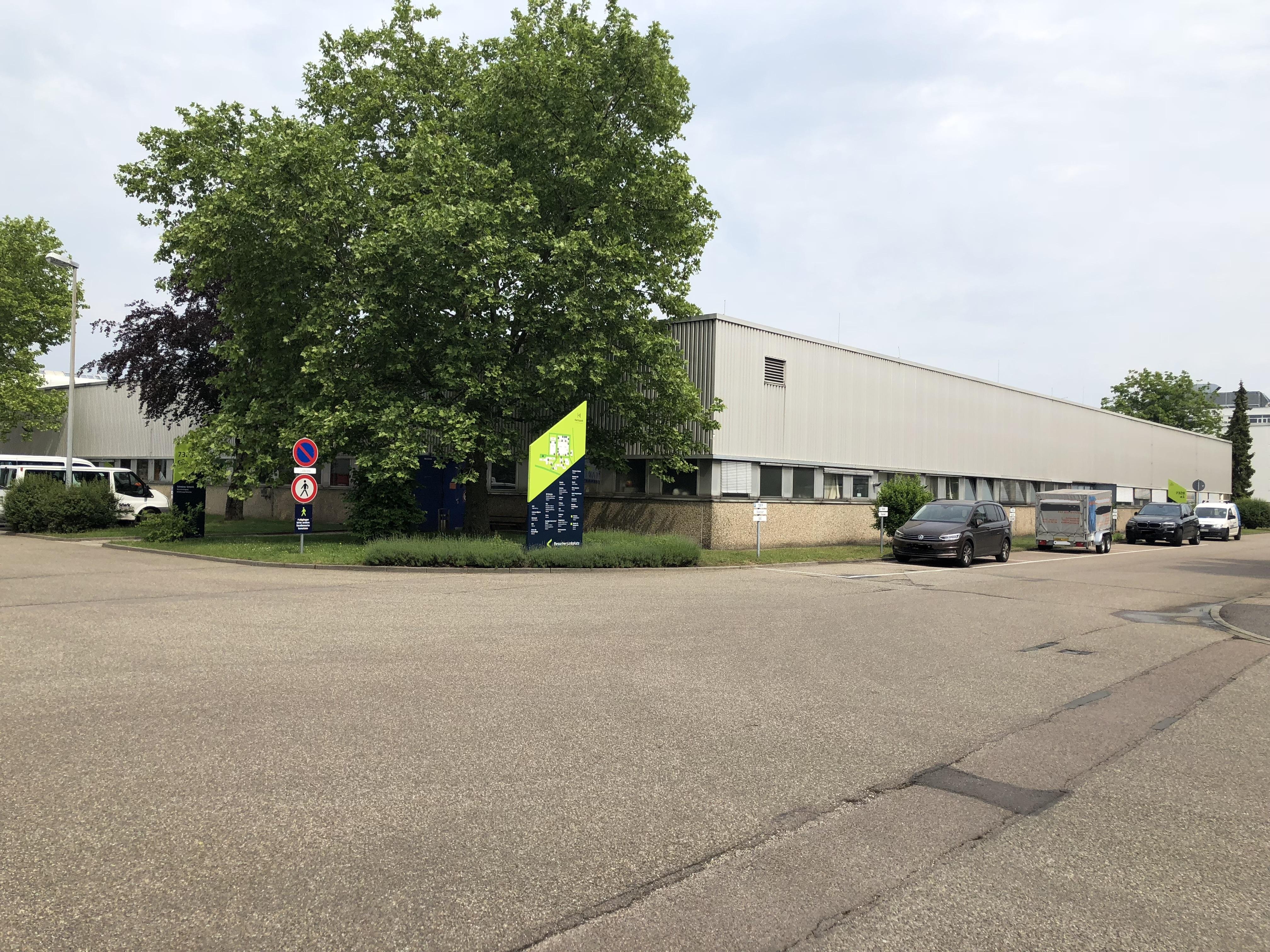 Produktionsstandort in Karlsruhe-West: Hallenfläche ab 2000m²!