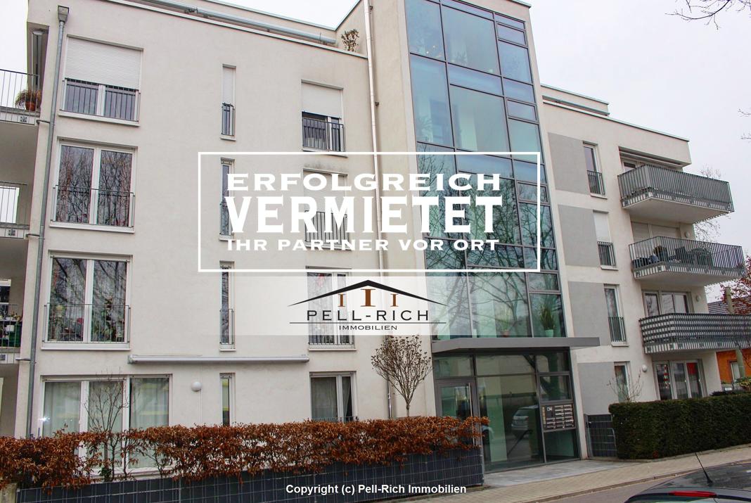 – Leider schon vermietet – Barrierefreie 2-Zimmer Wohnung mit Balkon und Stellplatz im Herzen von Ettlingen