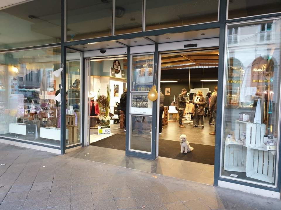 190m² barrierefrei Verkaufsfläche in Karlsruher 1-A Lage! Gastro/Einzelhandel möglich!