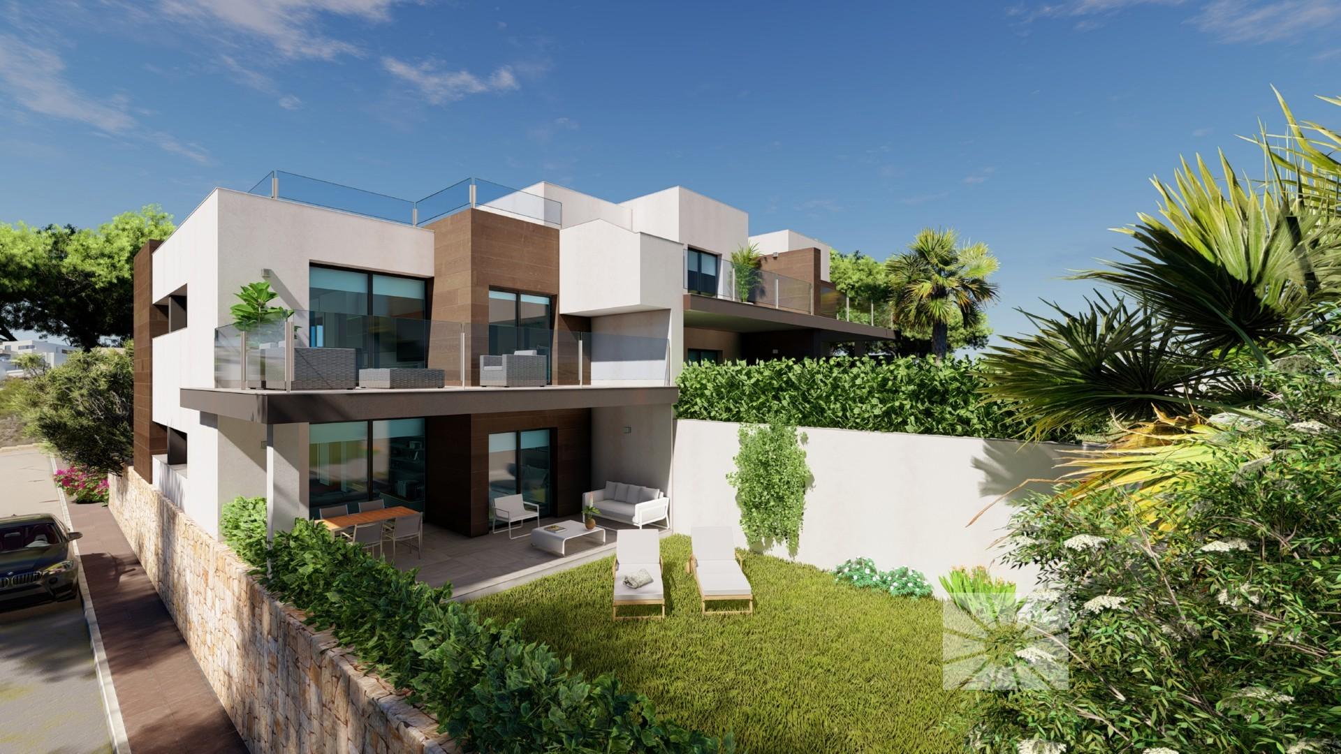 BALKONLIEBE: 6 Neubau Luxus-Apartmens an der Costa Blanca