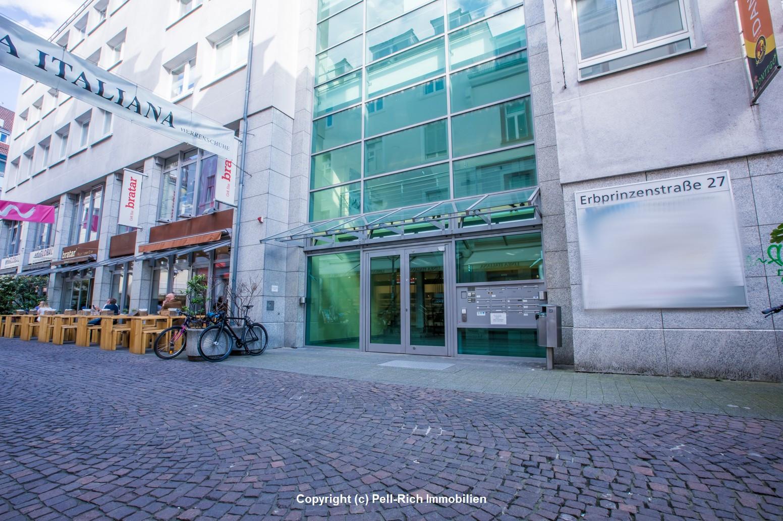 ENTFALTUNGSRAUM – Ca. 330m² Bürofläche in bester Innenstadlage suchen Untermieter!