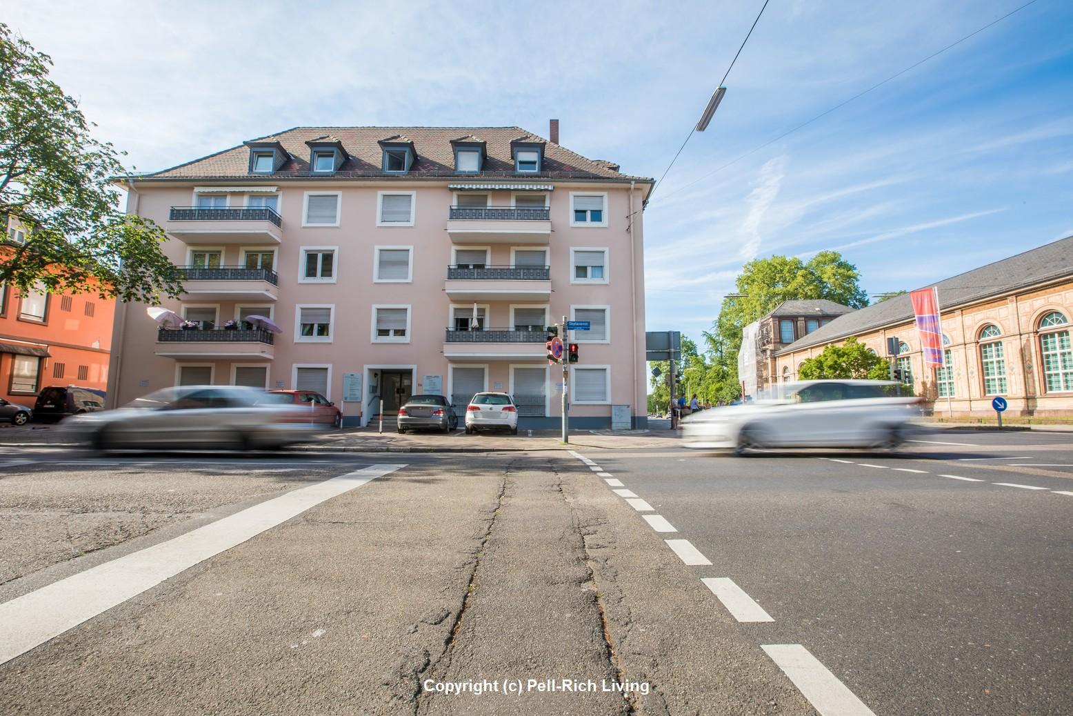 PERFECT MATCH: 3-Zimmer EG-Wohnung in der Innenstadt-West inkl. Außenstellplatz zu verkaufen