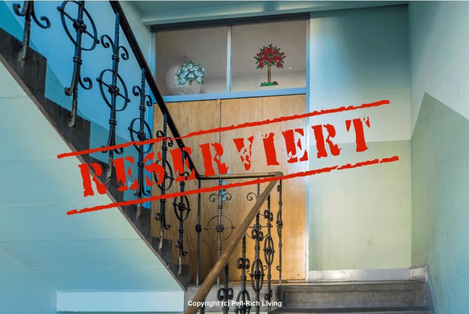 – reserviert – ALTBAUFLAIR: Geräumige Mietwohnung bald verfügbar!