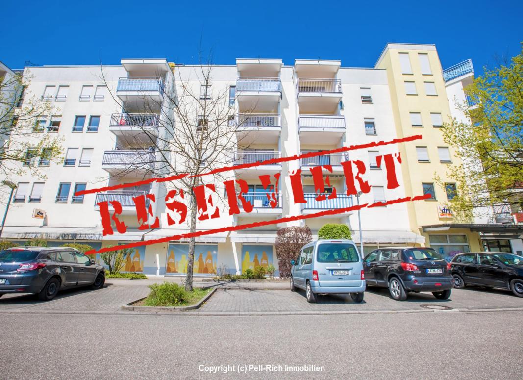 -derzeit reserviert- KLEIN ABER FEIN – Vermietetes 1 Zi. Apartment inkl. Duplexstellplatz zu verkaufen!