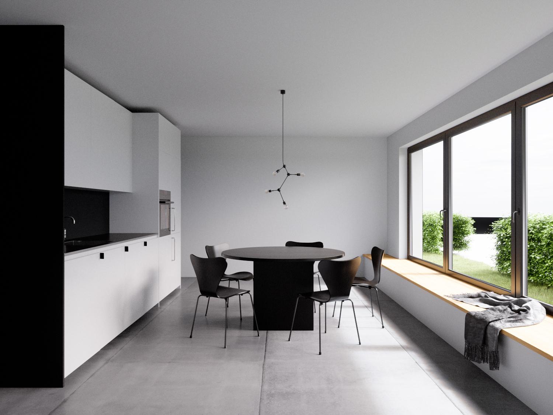 Neubau Reihenhäuser für künftiges Wohnprojekt 2020 in Sinsheim