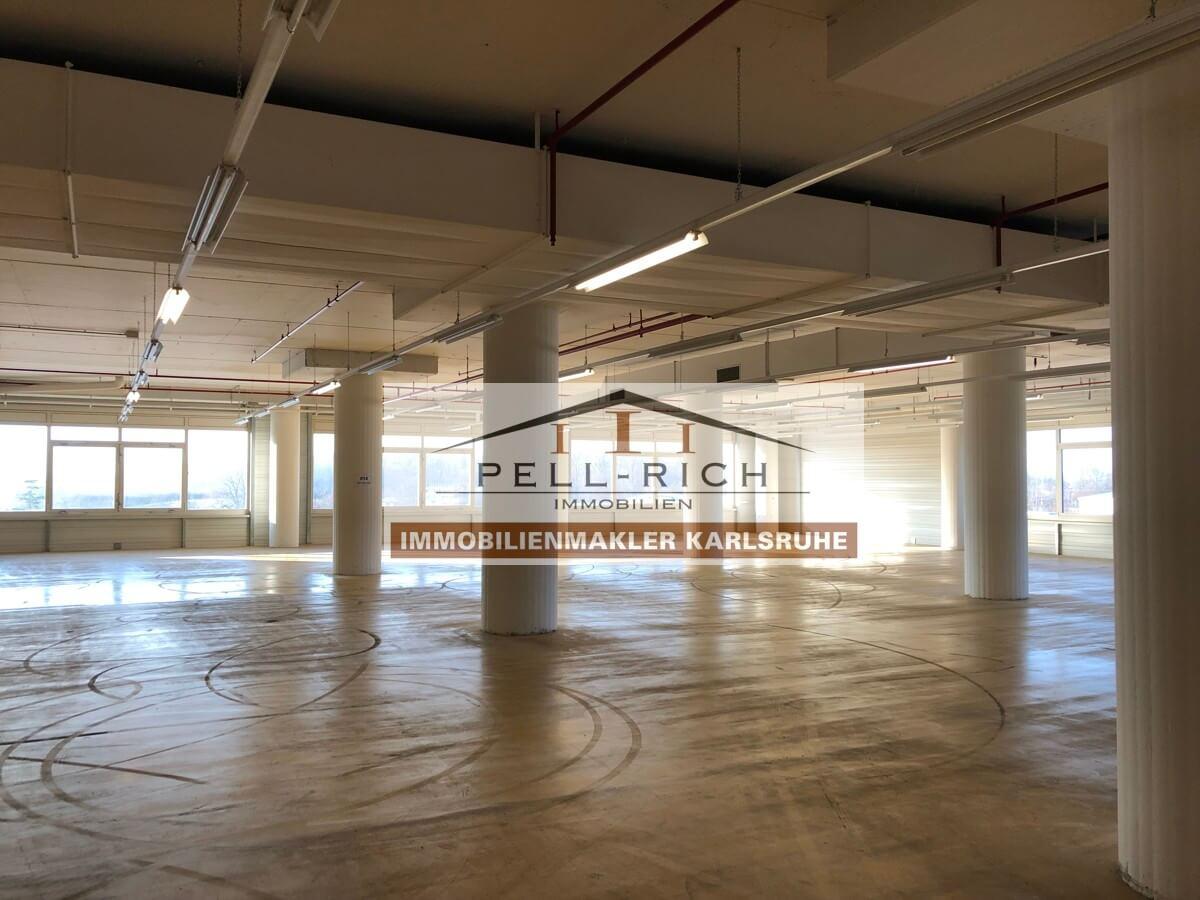 Lagerflächen und Ladenfläche in Karlsruhe-Hagsfeld verfügbar!