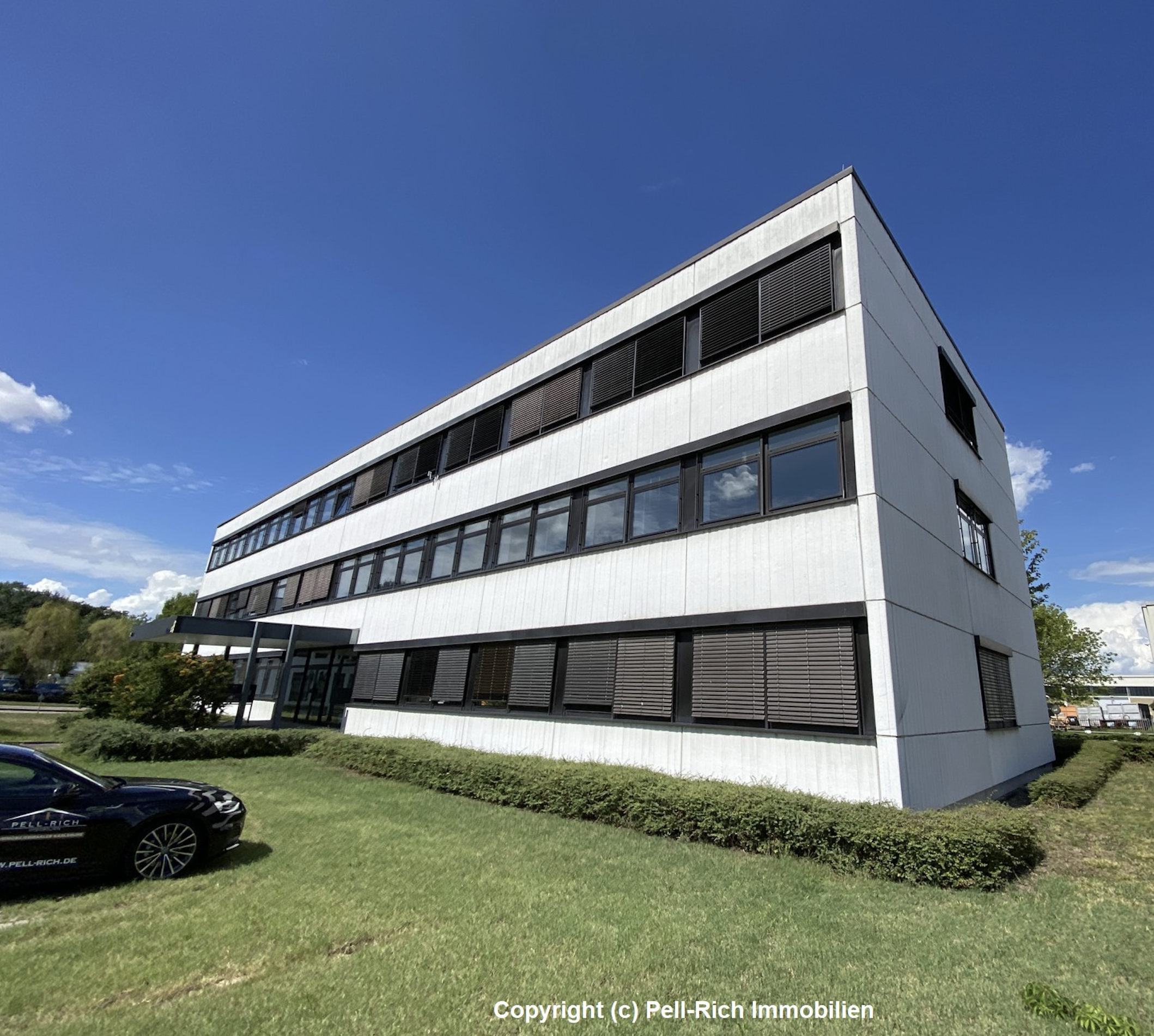 Mieterprovisionsfrei: freie Büroetage in Top Gewerbelage von Ettlingen