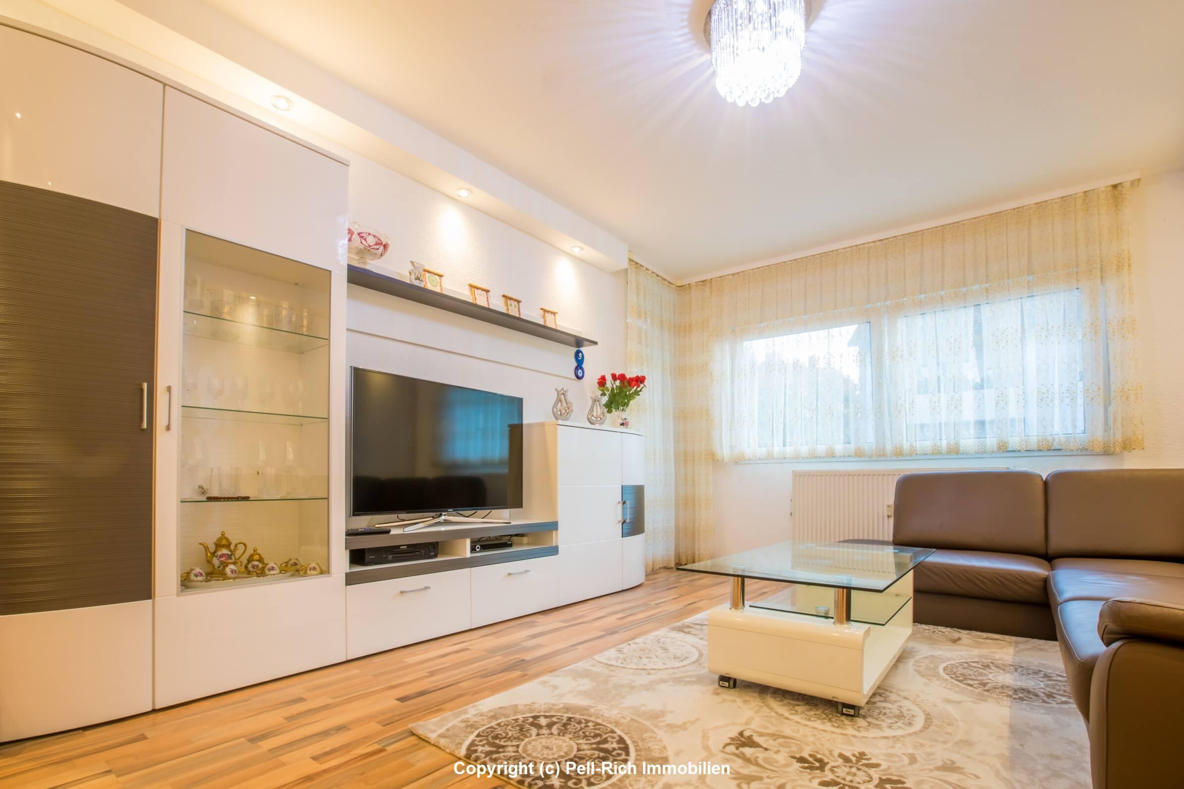INNERE WERTE – Moderne und helle 3-Zimmer Wohnung mit Balkon KÄUFERPROVISIONSFREI