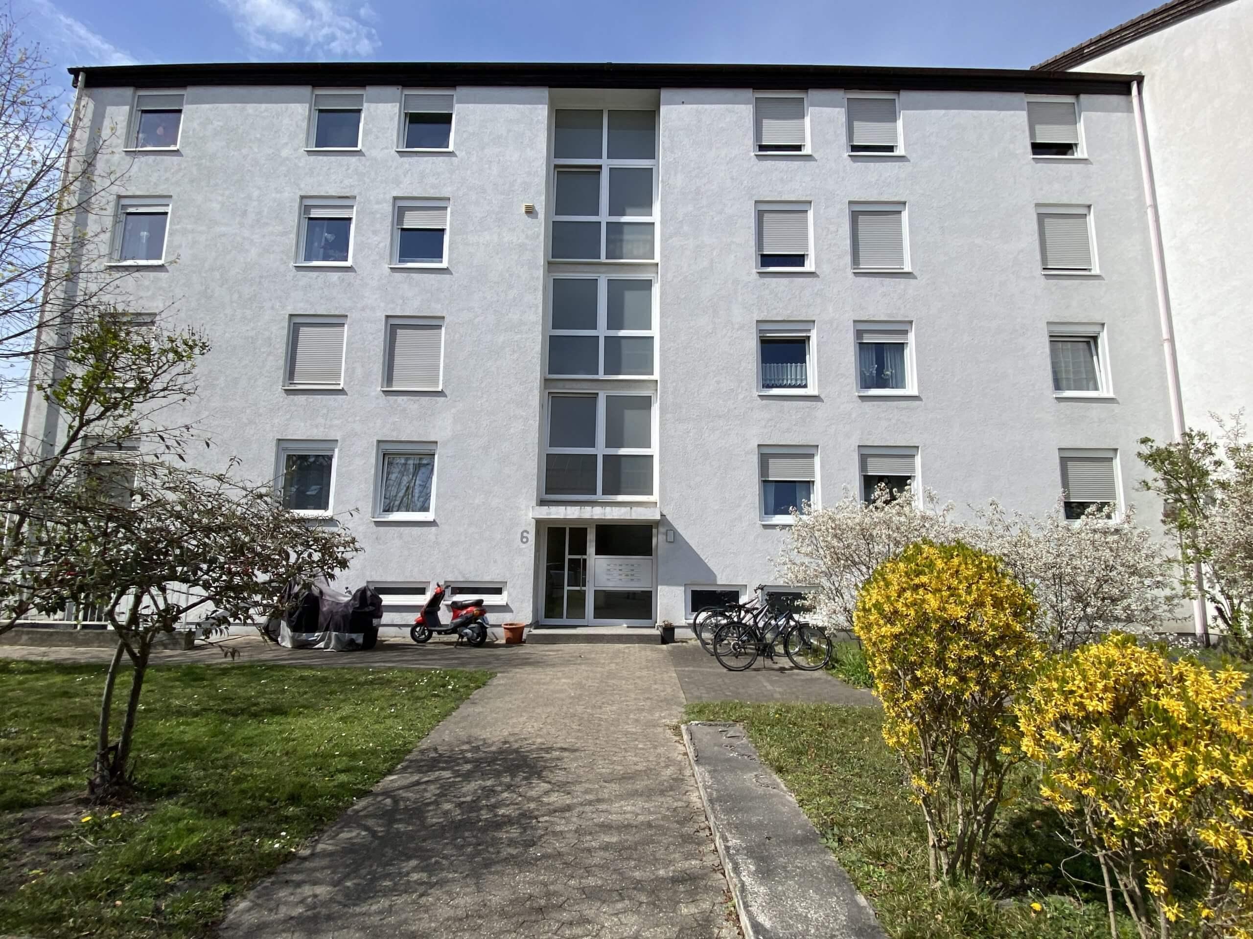 SONNIGE AUSSICHTEN: 3-Zimmer Eigentumswohnung mit Westbalkon in Stutensee-Büchig